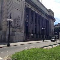 Photo taken at Banco República by Nicolas C. on 2/11/2014