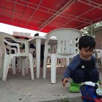 Photo taken at Tacos El Fer by Santiago Y. on 12/26/2015