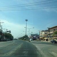 Photo taken at แยก ป้ายทันใจ by Chansawat C. on 12/3/2013