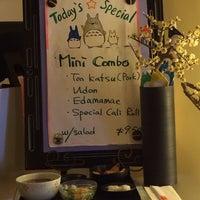 Photo taken at Totoro Japanese Restaurant by Jackie V. on 3/10/2014
