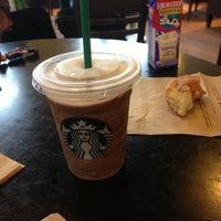 Photo taken at Starbucks by Melissa F. on 4/19/2013