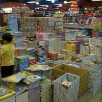 Photo taken at BookXcess by Izzul Faiz A. on 7/21/2013