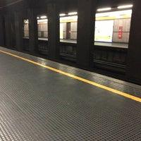 Photo taken at Metro Turro (M1) by Lhes F. on 1/24/2013