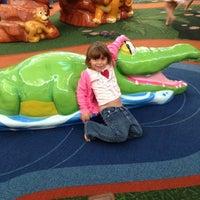 Photo taken at Sesame Street Safari Of Fun by GuruEnrique on 11/18/2012