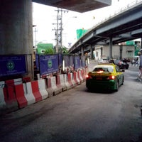 Photo taken at Tha Phra Intersection by Alexander C. on 6/24/2016