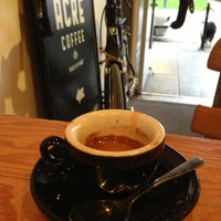 Photo taken at Acre Coffee by Peter L. on 4/6/2013