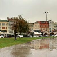 Photo taken at Yeşilköy by Jorge F. on 12/18/2012