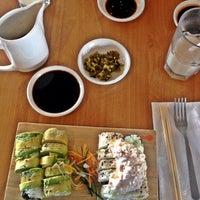 Photo taken at Sushi Tai by emanoelgO .. on 3/7/2016