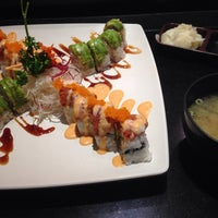Photo taken at Niko Niko Sushi by Krystle H. on 5/23/2014
