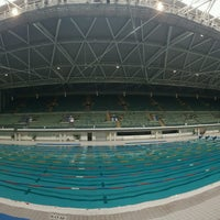 Photo taken at Sydney Olympic Park Aquatic Centre by Jake S. on 9/1/2016