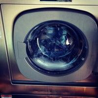 Photo taken at Amigo Laundry by Ken S. on 1/20/2013