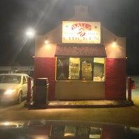 Photo taken at Hall's Honey Fried Chicken by Erik R. on 11/2/2012