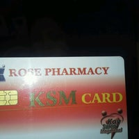 Photo taken at Rose Pharmacy by Iam7asna M. on 2/24/2014