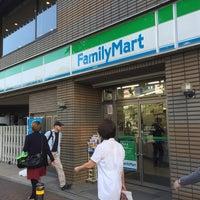 Photo taken at FamilyMart by クロネコ 2. on 5/19/2015