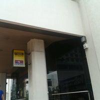 Photo taken at Pos Malaysia by Masliza M. on 4/9/2013