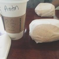 Photo taken at Starbucks by Anton S. on 3/30/2014