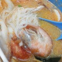 Photo taken at Restoran Sixty Three Kopitiam (63 茶餐室) by Anthea O. on 8/23/2014