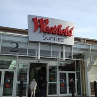 Photo taken at Westfield Sunrise by James S. on 12/6/2012