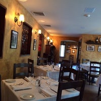 Photo taken at Aroma Osteria Restaurant by Bill B. on 10/17/2013