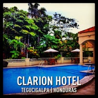 Photo taken at Clarion Hotel Real by Jorge T. on 6/15/2013
