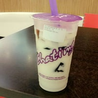 Photo taken at Chatime by Dewi I. on 1/25/2014