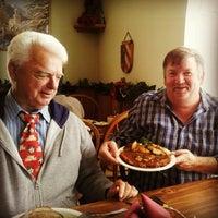 Photo taken at Bavarian Restaurant by Mark M. on 12/21/2012