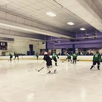 Photo taken at Ice Center by Aki Y. on 3/30/2015
