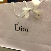 Photo taken at Christian Dior by giftza N. on 4/14/2015