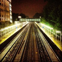 Photo taken at Metro North - Botanical Garden Train Station by Andre L. on 5/20/2013