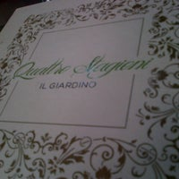 Photo taken at Quattro Stagioni Il Giardino by Cristian S. on 6/24/2013