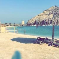 Photo taken at Al Dar Island by Saleh A. on 7/16/2016