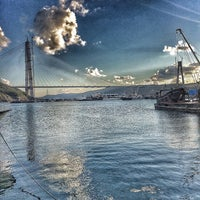 Photo taken at Poyrazköy Sahil by Tolga G. on 6/8/2016