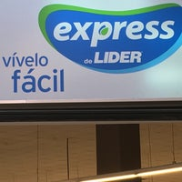 Photo taken at Lider Express by Jóse A. on 2/1/2016