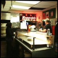 Photo taken at Roppolo's Pizzeria by J.S. C. on 10/31/2012