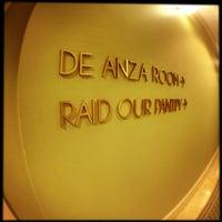 Photo taken at Hotel De Anza by J.S. C. on 11/7/2012