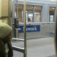 Photo taken at Newark PATH Station by Sidney F. on 12/25/2012