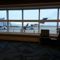 Photo taken at Montgomery Regional Airport (MGM) by Sidney F. on 1/3/2013