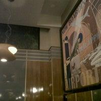 Photo taken at Skylark Diner by Sidney F. on 10/27/2012