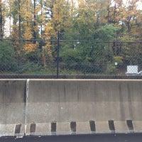 Photo taken at I-66 - Arlington / Fairfax County by Claudia G. on 10/19/2012