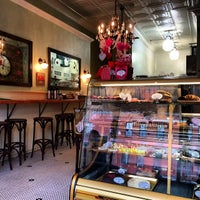 Photo taken at Trois Pommes Patisserie by Lawrence L. on 2/9/2014