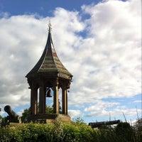 Photo taken at The Arboretum by Bernardo D. on 7/13/2014