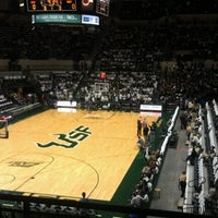 Photo taken at USF Sun Dome by Tom S. on 11/10/2012
