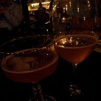 Photo taken at D' vine Wine Bar & Tapas by Tanawat U. on 1/9/2013