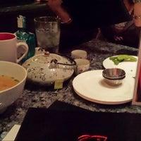 Photo taken at Yosake Downtown Sushi Lounge by Tip I. on 1/25/2015