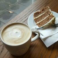 Photo taken at Starbucks by Gianna B. on 10/22/2016