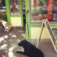 Photo taken at Duboce Park Cafe by Evelyn on 9/23/2012