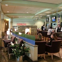Photo taken at American Airlines Admirals Club by Chris R. on 5/7/2013