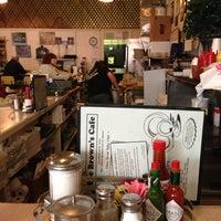 Photo taken at Joe Brown's Cafe by Chris H. on 3/19/2013