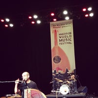 Photo taken at Wisconsin Union Theater by Jyothi F. on 9/13/2014