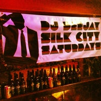 Photo taken at Silk City Diner Bar & Lounge by djdeejay on 5/26/2013